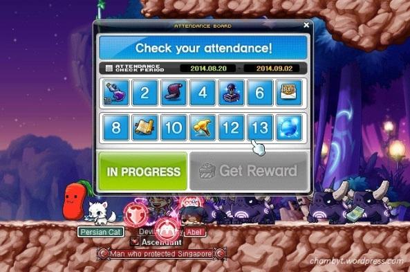 Attendance part 2