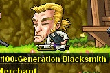 100-generation blacksmith